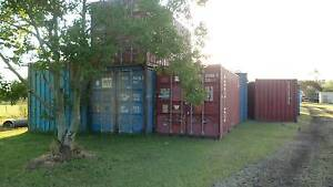 shipping container 20 ft - Inc FREE delivery Kingsthorpe Toowoomba Surrounds Preview