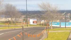 "VIEWS-VIEWS &VIEWS BIG BLOCK IN""THE RISE""MOunt Ridley craigieburn Craigieburn Hume Area Preview"
