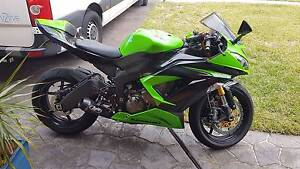 2013 Kawasaki Ninja ZX6R (636) Voyager Point Liverpool Area Preview