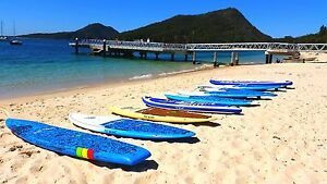 BEST Range of Stand Up Paddle Board Packages FROM $700! Shoal Bay Port Stephens Area Preview