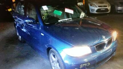 BMW 120I E87 2005 M SPORTS WRECKING PARTS FROM $100 Cardiff Lake Macquarie Area Preview