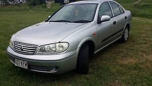 2004 Nissan Pulsar Sedan+ RWC+ 1 YEARS+Finance+6months rego Salisbury Brisbane South West Preview