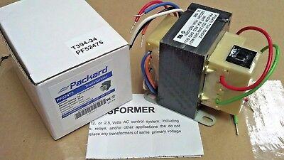 Transformer, 120/208/240/480V X 24VAC, 75VA, WITH CIRCUIT BREAKER, FOOT  MOUNT