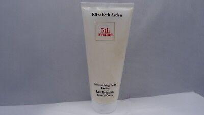 Elizabeth Arden 5th Avenue Moisturizing Body Lotion 3.3 oz. New