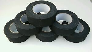 Genuine Scapa UK Forces Issue Black Fabric/Cloth Sniper Tape 50 m x 50 mill