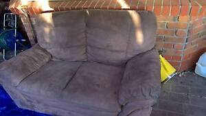 2 Seater Microfibre  lounge Greenwith Tea Tree Gully Area Preview