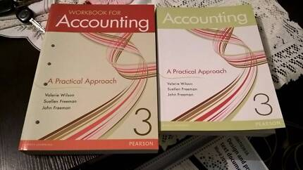 Accounting: a practical approach 3rd edition