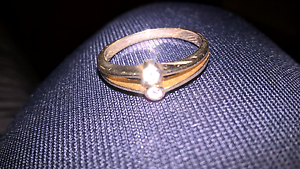 Vintage 14CT gold ring Paradise Campbelltown Area Preview