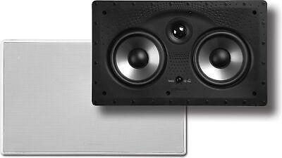 Polk Audio 255C-RT 2-way In-Wall Center Channel Speaker - Th