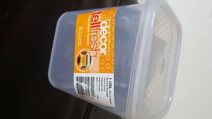 January 324#  A Food Box (1.125L)-Decor $2