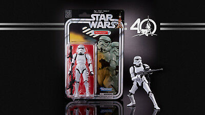 Star Wars: The Black Series 40th Anniversary - Stormtrooper Presale