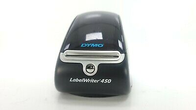 Dymo Labelwriter 450 Turbo Label Thermal Printer W Usb Power Adapter And Box