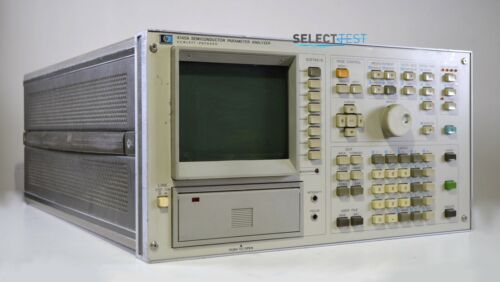 AGILENT (HP) 4145A SEMICONDUCTOR PARAMETER ANALYZER ****LOOK**** (REF.: 269G)