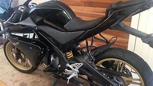Yamaha r125 Taringa Brisbane South West Preview