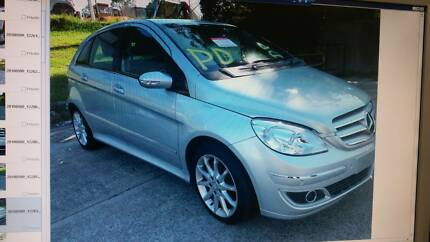 MERCEDES BENZ B200 TURBO 2006 WRECKING PARTS FROM $100 Cardiff Lake Macquarie Area Preview