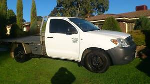 2006 Toyota Hilux Golden Grove Tea Tree Gully Area Preview