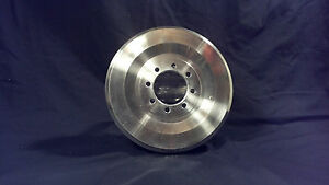Triumph motorcycle vintage rear wheel brake drum