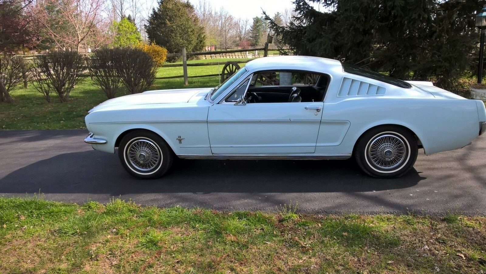 1966 ford mustang 2 2 fastback used ford mustang for sale in punta gorda florida vehicles. Black Bedroom Furniture Sets. Home Design Ideas