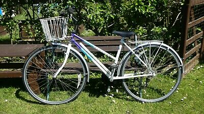 Ladies cycle / Bicycle - Raleigh Prestige Pioneer