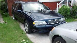 1999 Volvo V70 Wagon