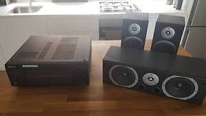 Pioneer Receiver and Dream 5.1 Speakers Surry Hills Inner Sydney Preview