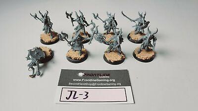 Warhammer 40k Chaos Daemon Tzeentch Tzaangors JL-3
