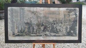 034-Triumph-von-Kaiser-Konstantin-034-gestochen-von-Gerard-Audran-aus-dem-Jahr-1666