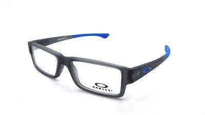 Oakley Youth Rx Eyeglasses Frames OY8003-0348 48-14-126 Airdrop XS Satin Grey