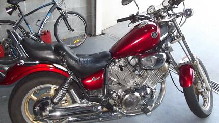 Yamaha Virago XV750 shaft drive good  for Bobber project RWC Brisbane City Brisbane North West Preview