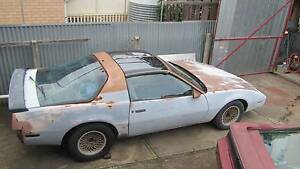 1982 Pontiac Firebird Hatchback Modbury North Tea Tree Gully Area Preview