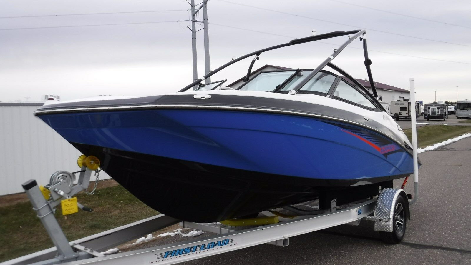 2014 YAMAHA AR192 JET BOAT SKI WATERSKI FAMILY SPEED RIVER BOAT FAST LOW HOURS
