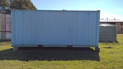 20 ft Shipping Container Pialba Fraser Coast Preview