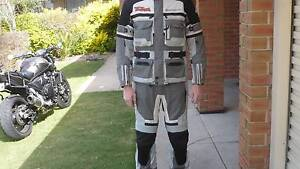 Heingericke  Armoured Gore-tex Two Piece Bike Clothing Hallett Cove Marion Area Preview