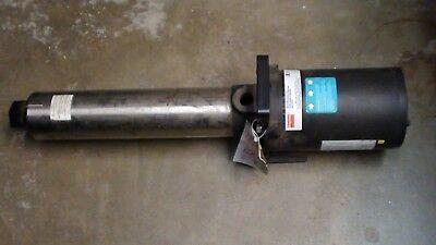 Dayton Multi-stage Booster Chlorine Dioxide Pump 34 Hp 3450 Rpm 230460v 5nxz6
