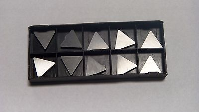 New 10pcs Tpg-322 C5 Carbide Inserts