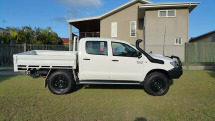 2010 Toyota Hilux Ute Urraween Fraser Coast Preview