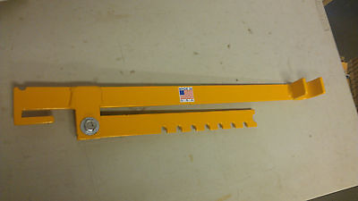 Rohn type tower install removal tool leg alignment jack heavy duty radio ham