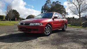***PRICE DROP*** MITSUBISHI LANCER MANUAL - A PERFECT FIRST CAR Ballarat Central Ballarat City Preview