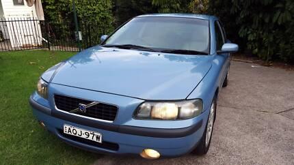 2003 Volvo S60 AWD Turbo T5 Sedan P Plate Legal 11/03/16 Rego Charlestown Lake Macquarie Area Preview