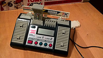 Tomy Aurora AFX Electronic Control Station Lap Timer/counter