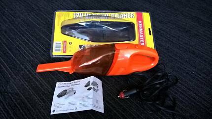 Fast sale: 12V Car Vacuum Cleaner (Faulty)