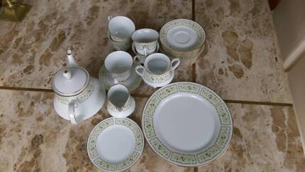 Vintage mid century noritake tea set collectables gumtree noritake tea set fandeluxe Images