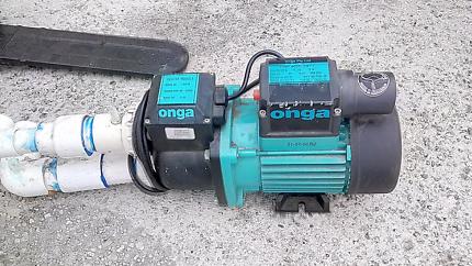 spa or pool water pump