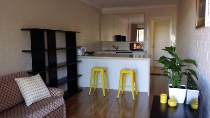 1 Bed Furnished Apartment on River - Bills and Internet included