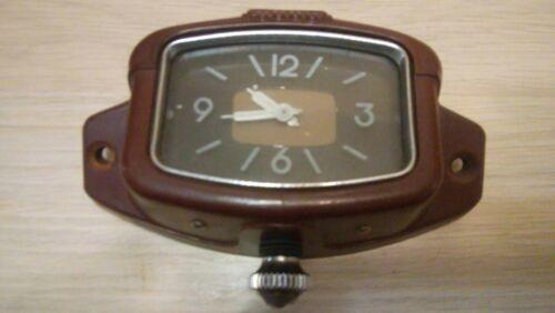 automobile clock USSR