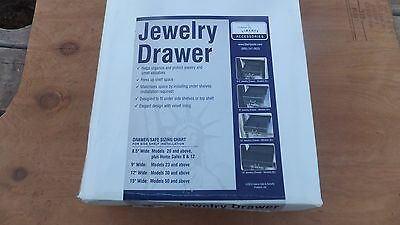 Liberty Safe Jewelry Drawer 12 inches LP#