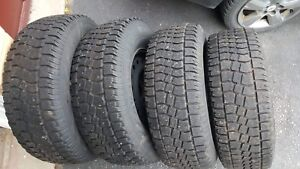 Nissan Pathfinder winter rims and 205/70 R16 .
