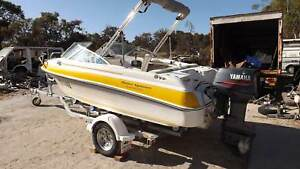 Haines signature 460r runabout -70hp Yamaha - mint condition Wanneroo Wanneroo Area Preview