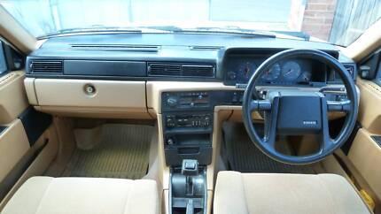 VOLVO 740GL 1990 SEDAN - IMMACULATE