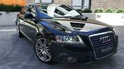 2011 Audi A6 2.0 Tfsi 4d Black Panther Sedan Low 99k Klm Sat Nav Leichhardt Leichhardt Area Preview